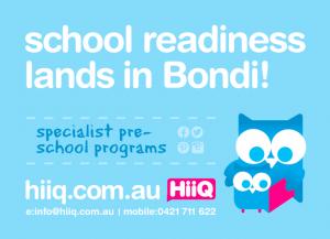 School Readiness in Bondi