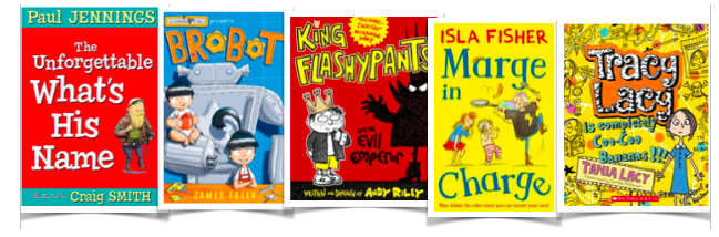 5 reads for 10 year olds
